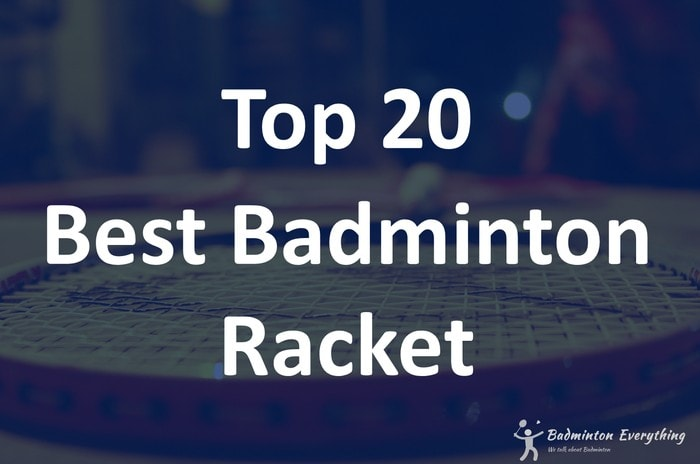 best badminton racket feature image