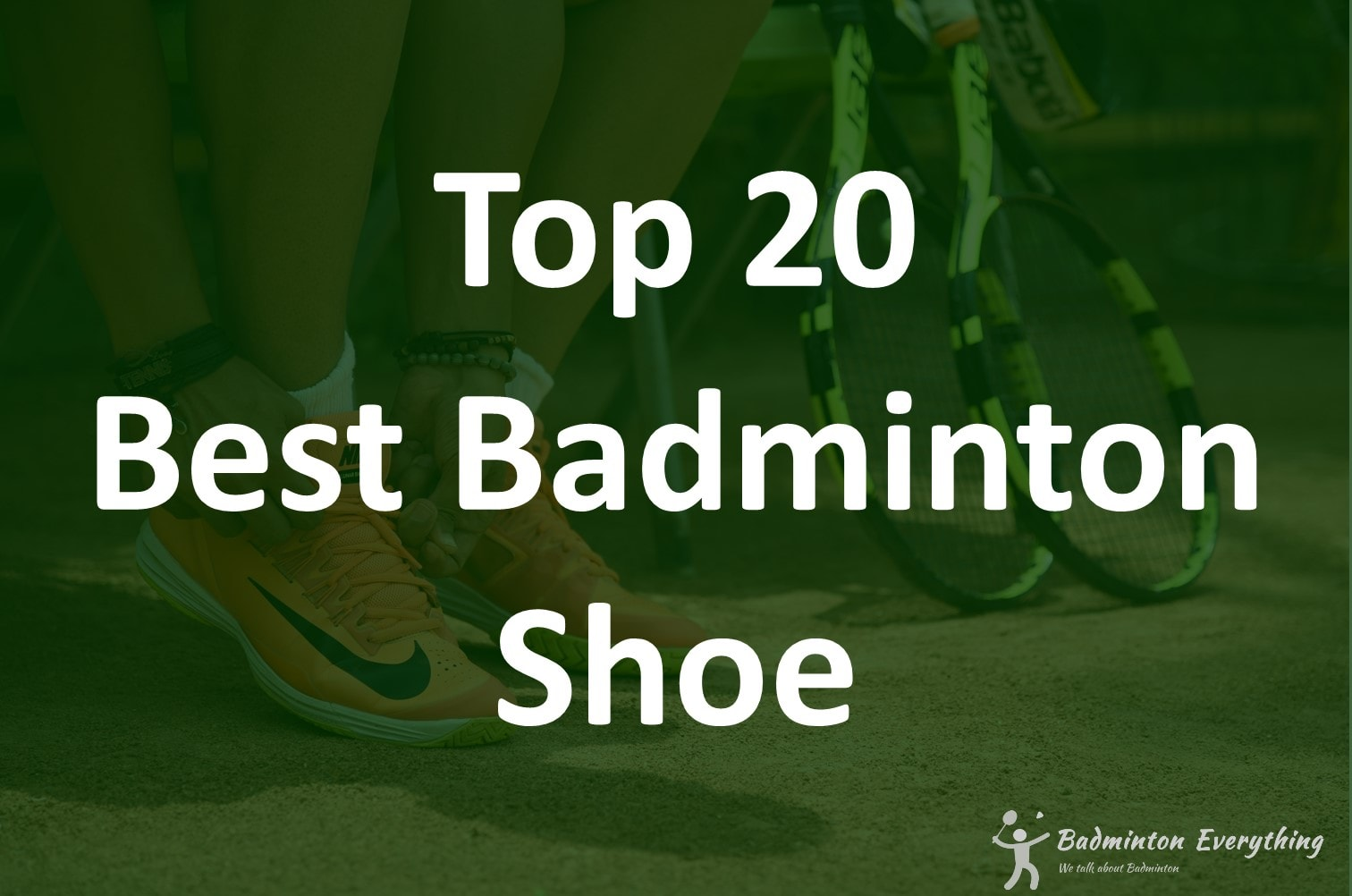 best badminton shoe